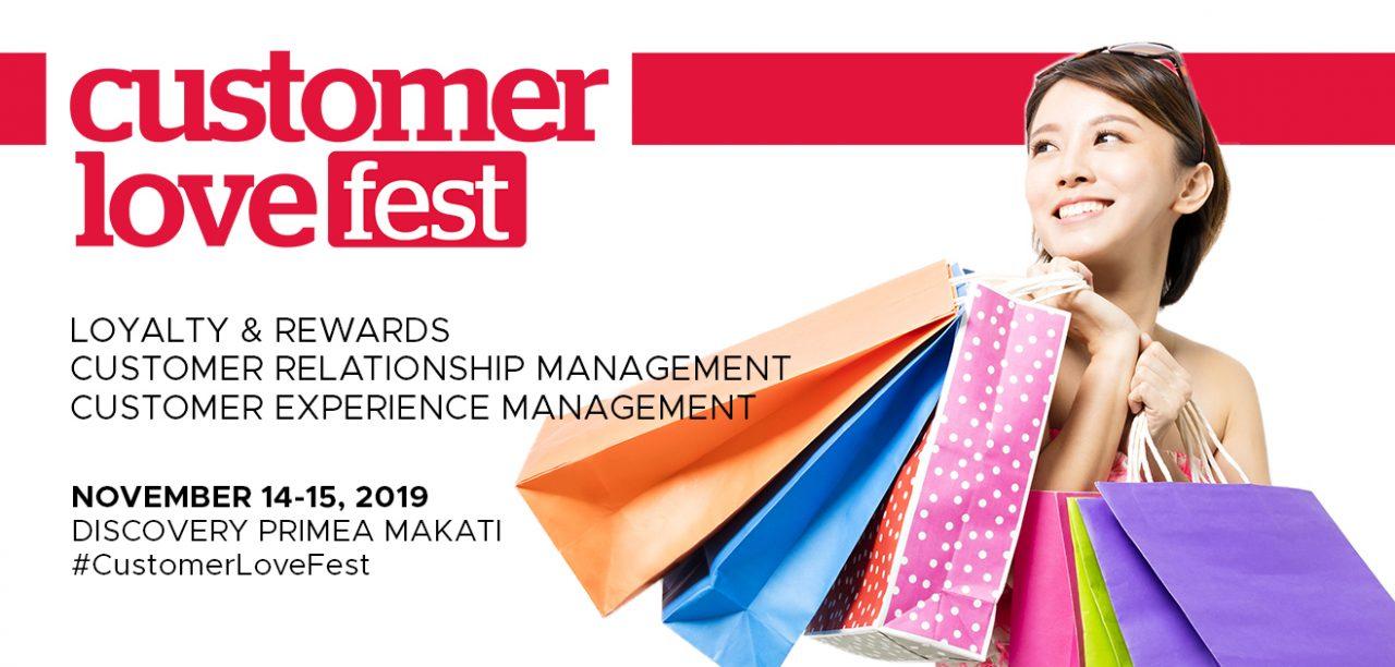8th Customer Lovefest 2019